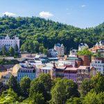 Destino de bienestar: el pueblo balneario de Karlovy Vary