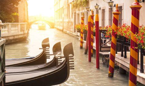 Góndola veneciana