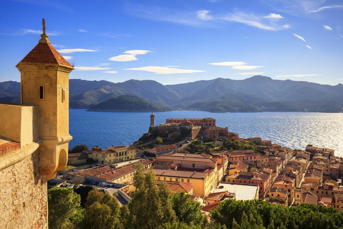 Mar Mediterráneo - Costa italiana