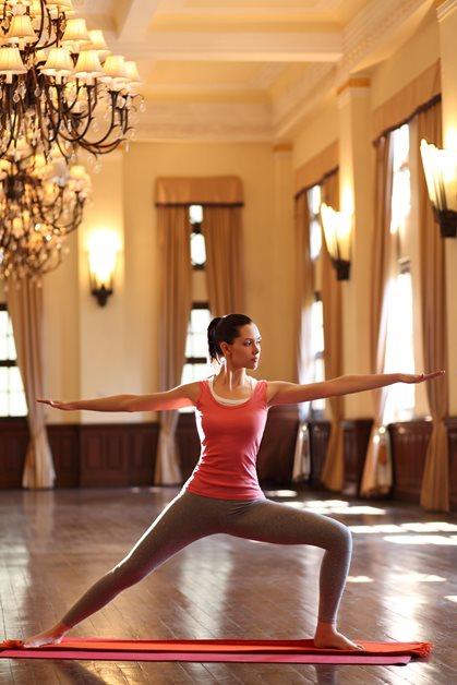 SpaDreams - yoga de lujo